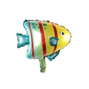 بادکنک فویلی ماهی