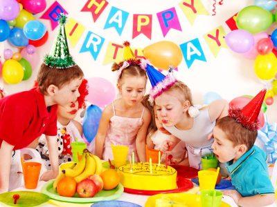 جشن تولد کودکان