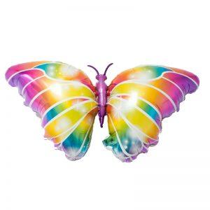 بادکنک فویلی پروانه