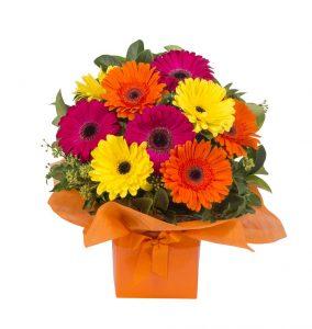 %d8%af%d8%b3%d8%aa%d9%87%e2%80%8c%d8%a8%d9%86%d8%af%db%8c-%d9%86%d8%b4%d8%af%d9%87 گلهای ولنتاینی؛ محبوب ترین گلهای روز ولنتاین Little Ray of Sunshine Box SKU 0034 1024x1024 284x300