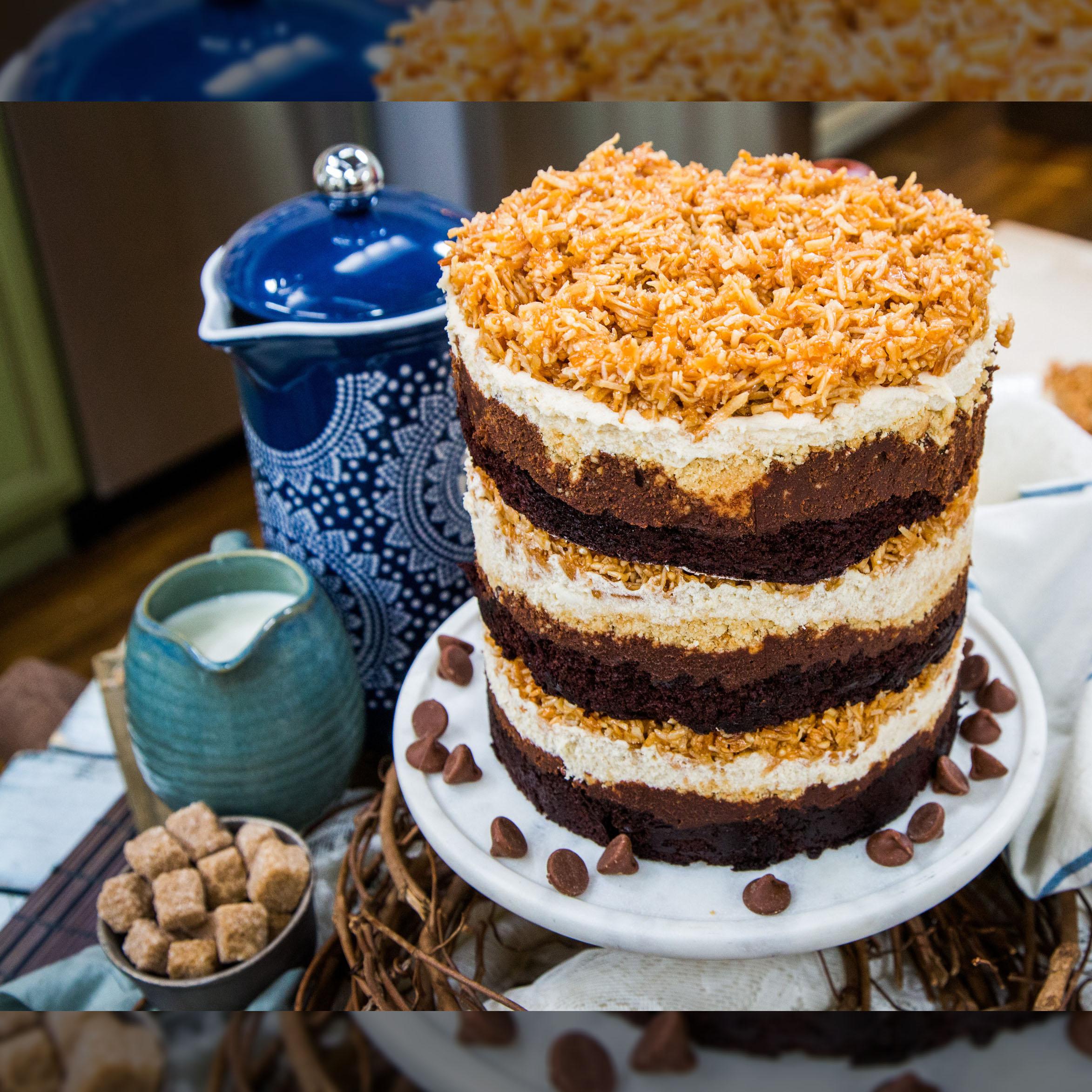 %d8%af%d8%b3%d8%aa%d9%87%e2%80%8c%d8%a8%d9%86%d8%af%db%8c-%d9%86%d8%b4%d8%af%d9%87 چند راه برای برگزاری جشن تولد ارزان home family chocolate coconut cookie cake 1