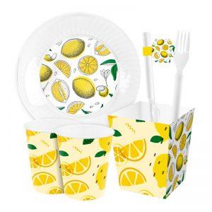 تم تولد لیمویی سفارشی