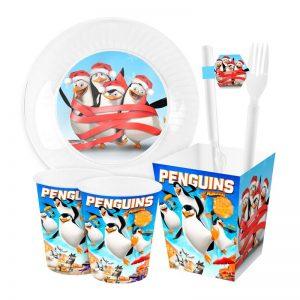 تم تولد پنگوئن های ماداگاسکار سفارشی
