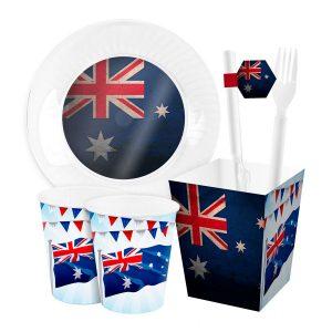 تم تولد استرالیا سفارشی