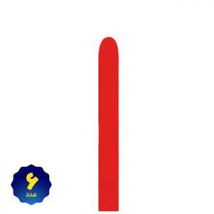 بادکنک ماری قرمز