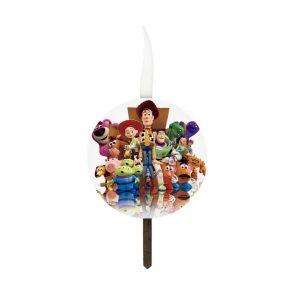 شمع تولد سفارشی تم داستان اسباب بازی ها