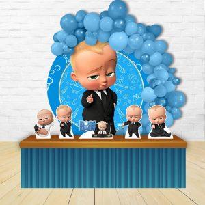 دکور تم تولد بچه رئیس سفارشی