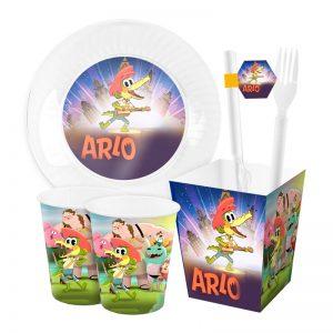 تم تولد آرلو سفارشی