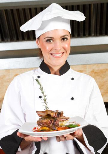 پذیرایی مراسم chef