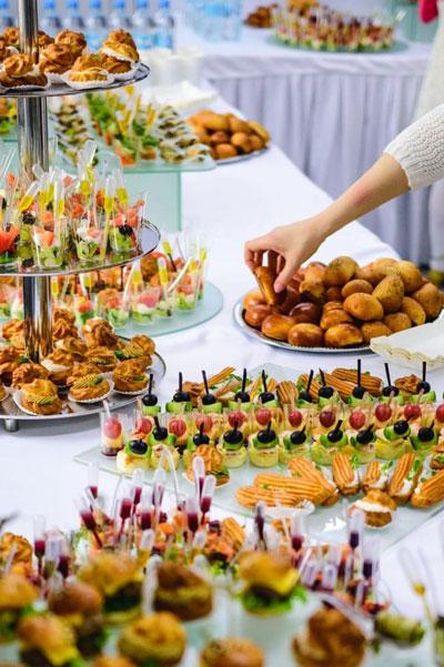 پذیرایی مراسم foods
